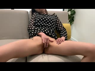 relaxxporn - PUBLIC SEX IN THE OFFICE - PEOPLE WALK BEHIND THE WALL - подрочила, влажная, киска, пизда, дырка, минет