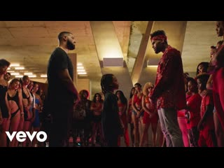 Премьера. Chris Brown feat. Drake - No Guidance
