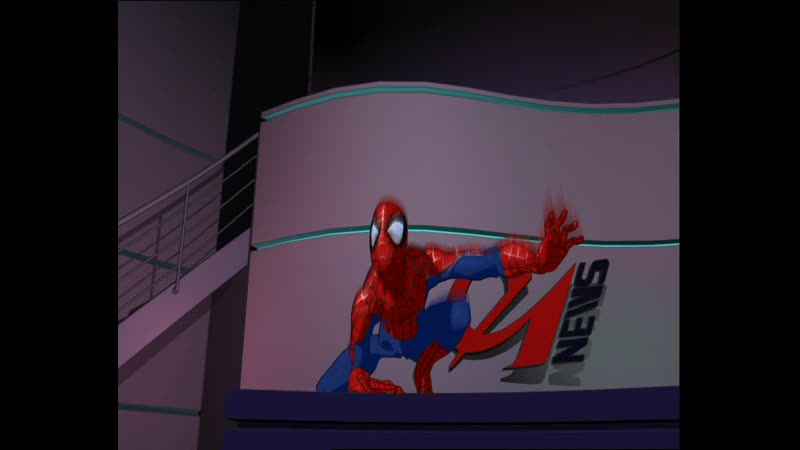 Spider-Man: The New Animated Series S1E5 - Tight Squeeze