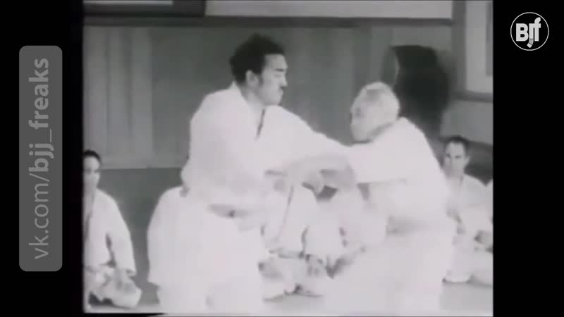 Old Judo newaza - guard and ground game