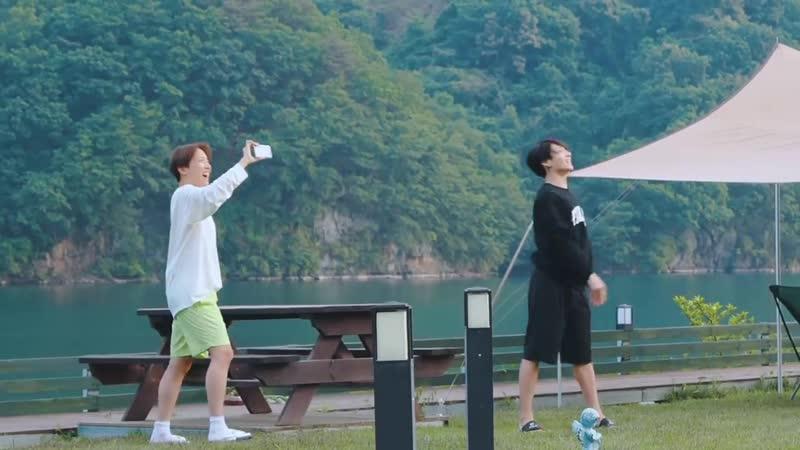 In the SOOP BTS ver Official Teaser 2