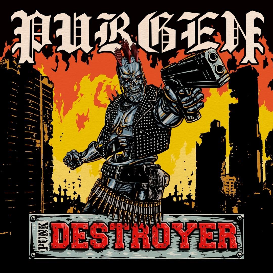 Пурген - Punk Destroyer