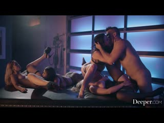[Deeper] Angela White, Autumn Falls, Lena Paul, Alina Lopez - Bargaining NewPorn
