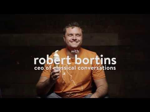 Classical Conversations' Robert Bortins: Soft Serve Small Talk