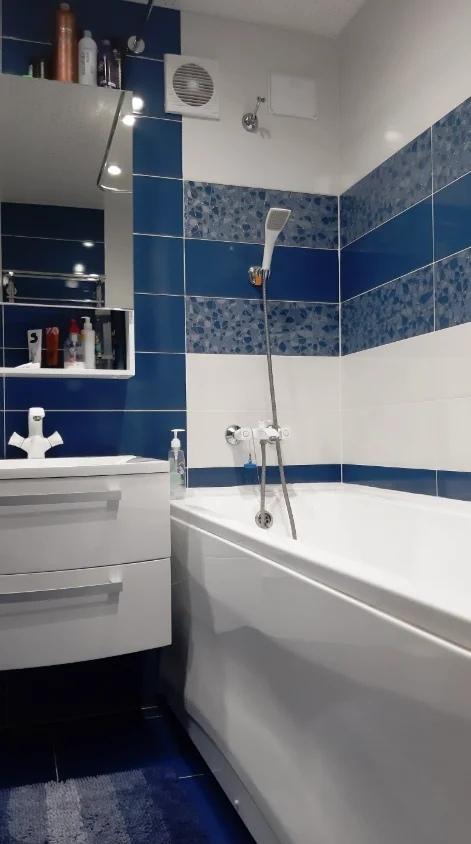Ремонт ванной комнаты - фото как было и как стало прилагаются