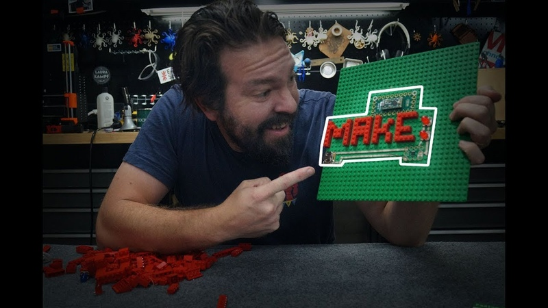 Learn Circuits With Lego