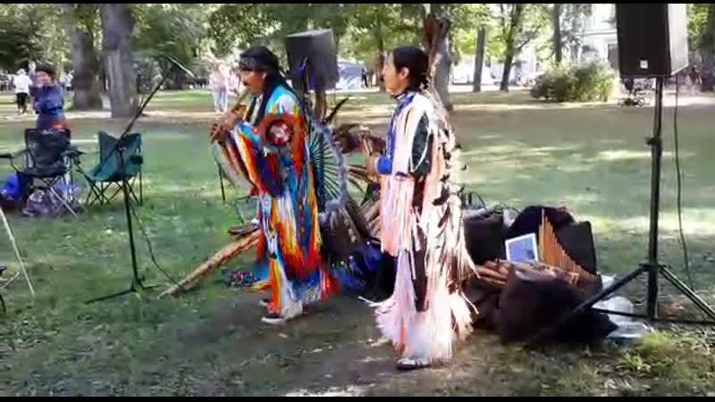 Индейские мотивы