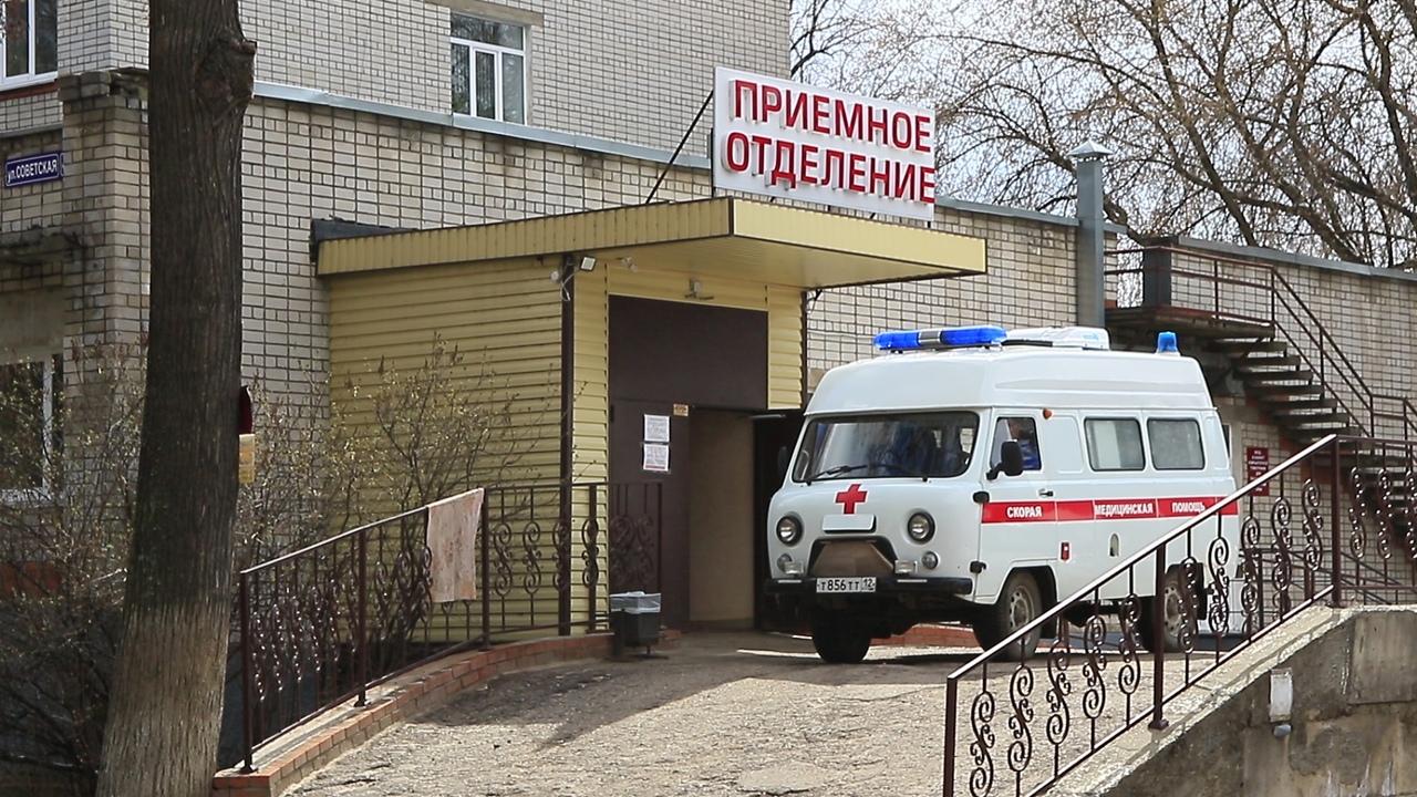 В Волжской ЦГБ 23 пациента с подтвержденным коронавирусом