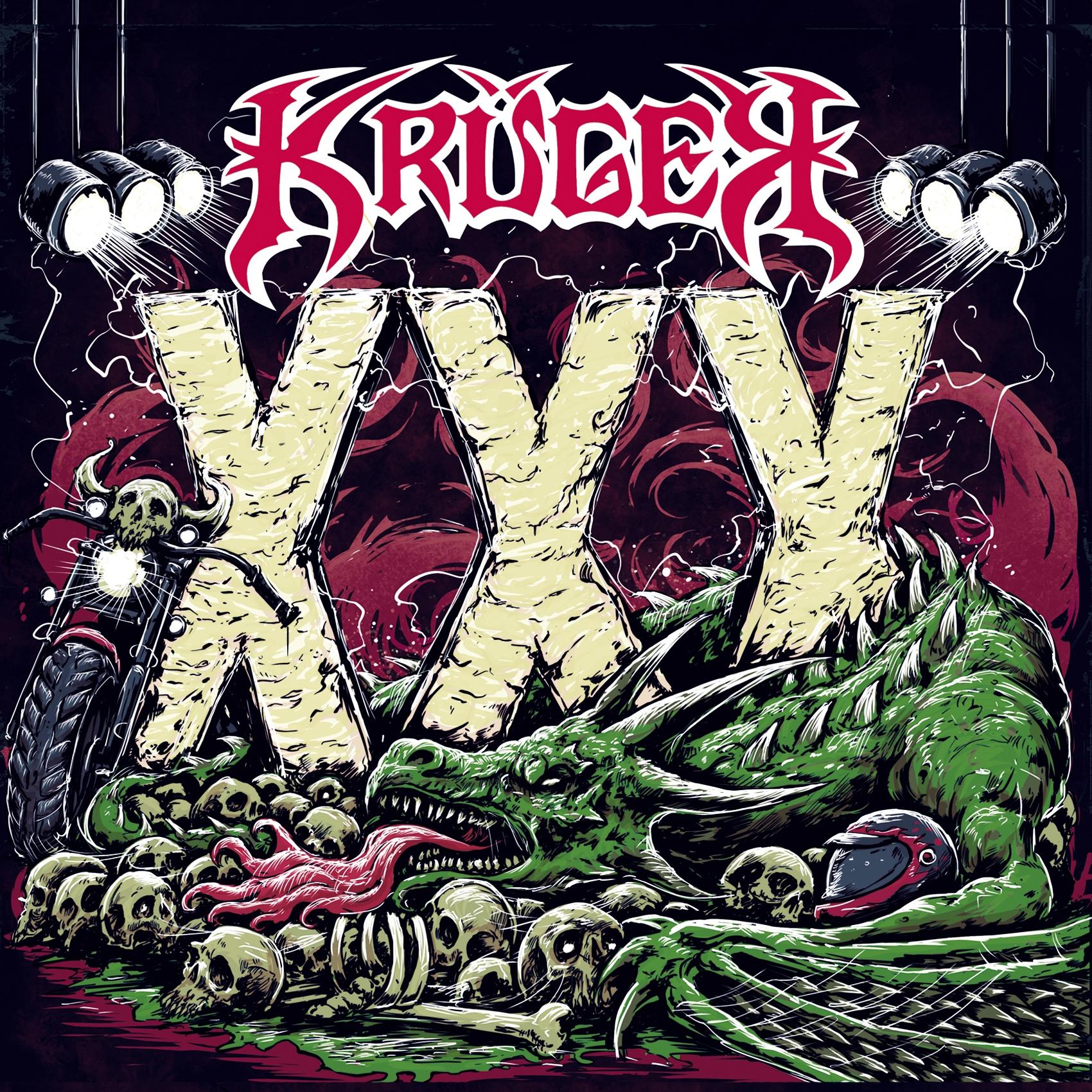 Kruger - ХХХ