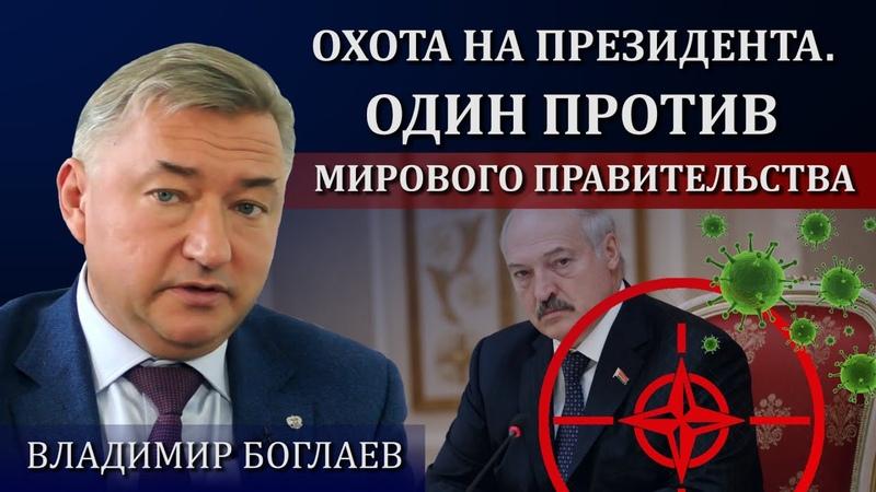 Охота на президента Один против мирового правительства Владимир Боглаев