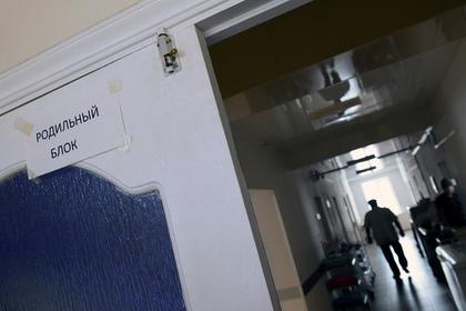 Российские врачи сбежали из операционной после смерти роженицы