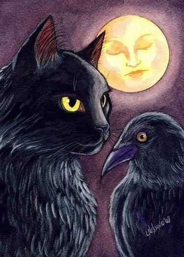 Сказка про воронью правду У котенка по имени Муфф никого-никого не было. Мама Мурр ушла жить в подвал на другой улице, сестренку Мя забрали в гастроном на углу охранять магазин от мышей,