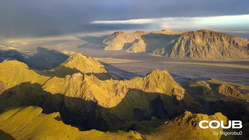 Beauty Of The World. Rocky Iceland / Красота мира. Скалистая Исландия