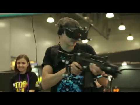 Игромир 2016 Как мы играли в VR от G2A и Tornado