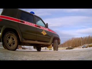 Экзамен военных полицейских ЦВО по экстремальному и контраварийному вождению
