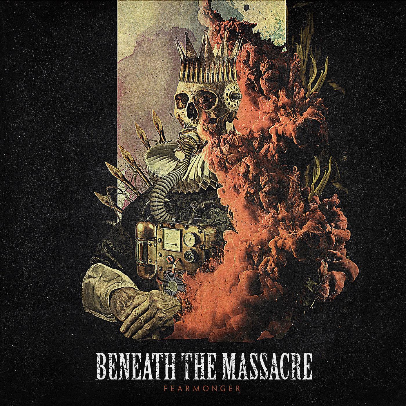 Beneath The Massacre - Rise of the Fearmonger [single] (2020)