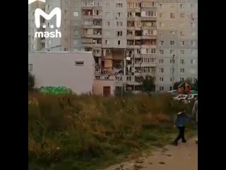 В результате взрыва в Ярославле, предварительно, погиб один человек