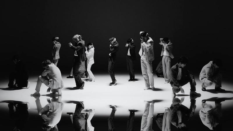 [ETC]SEVENTEEN - 「舞い落ちる花びら (Fallin Flower)」パフォーマンス映像 (「CDTVライブ!ラ12