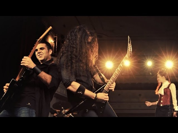 Christmas Metal Songs Canon Rock Trans Siberian Orchestra Cover Orion's Reign ft Minniva