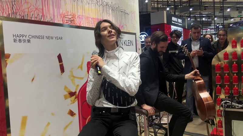 Кристиан Костов Beautiful Mess фан встреча 25 января 2020г в Метрополисе г Москва