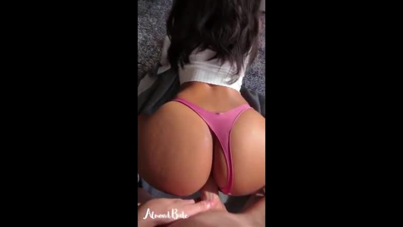 Жестко ебет сочную студентку в Общаге (Проно порно секс