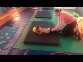 Детский фитнесс элементами лечебной физкультуры