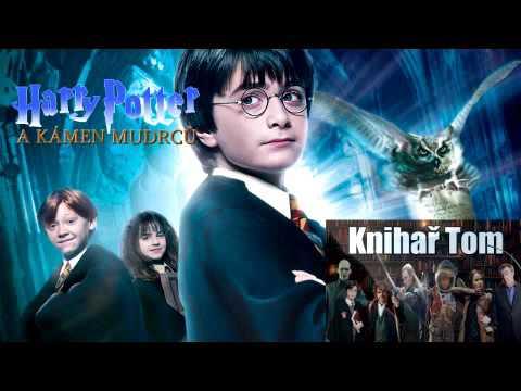 Harry Potter a Kámen mudrců Audiokniha