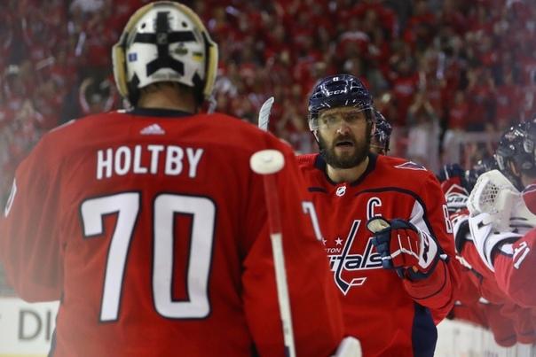 До старта НХЛ остается меньше часа! И мы...