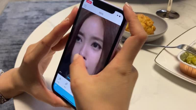 VLOG 200607 Hyomin Youtube official 손금술사 티비에 이렇게 나오고 싶어요 예쁘게 울기편 10배속아님 주의