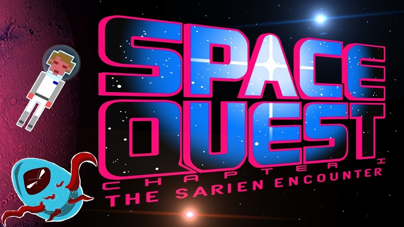 Roger Wilco His Perilous Venture To Not Die!   Space Quest I - Part 1