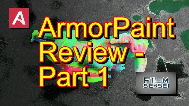 ArmorPaint Review Part 1