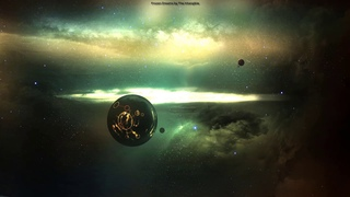 Space Ambient Mix 33 - Frozen Dreams by The Intangible