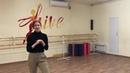 Обучение танца vogue c Мариной Ferre. Разбор Catwalk. Школа танцев Hive г. Екатеринбург