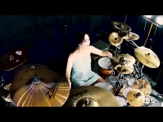 Europe - The Final Countdown drum cover by Ami Kim