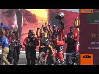 Red Bull KTM Factory Racing - 2020 Dakar Rally