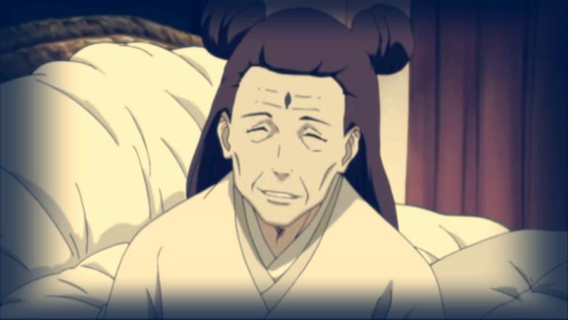Аниме клип Сильные женщины Кушина Удзумаки Цунаде и Сарада