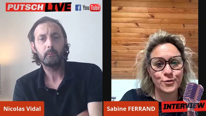 Sabine Ferrand Le gouvernement est en train de nous enterrer vivants