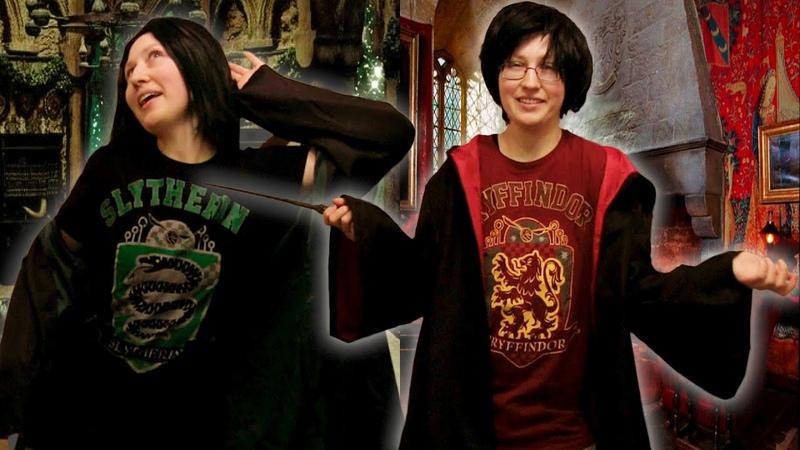Показ коллекции Гарри Поттер одежды от Северуса и Гарри с магазина ТВОЕ