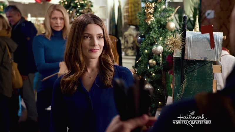 Preview Sneak Peek A Little Christmas Charm Hallmark Movies Mysteries
