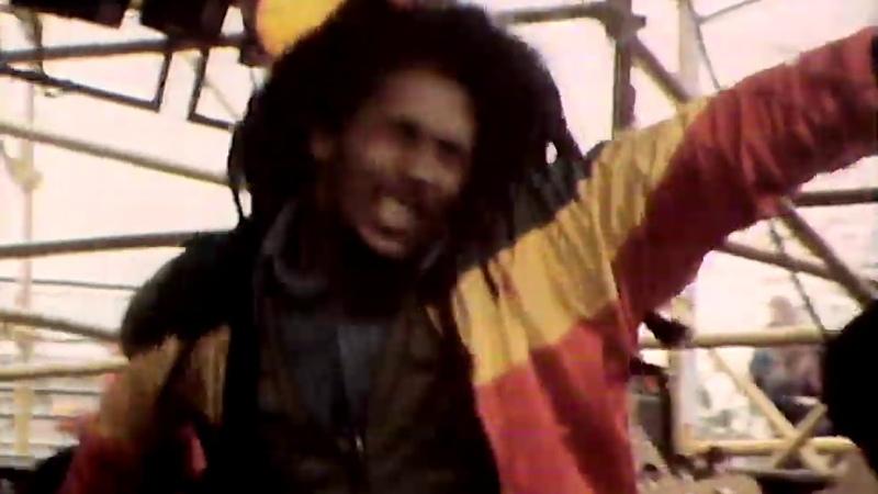 Bob Marley Get Up Stand Up Live at Munich 1980 Заказать раста шапки korsmari rasta