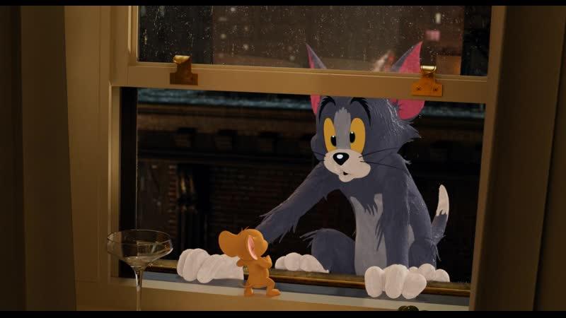 Том и Джерри в КРК Аврора