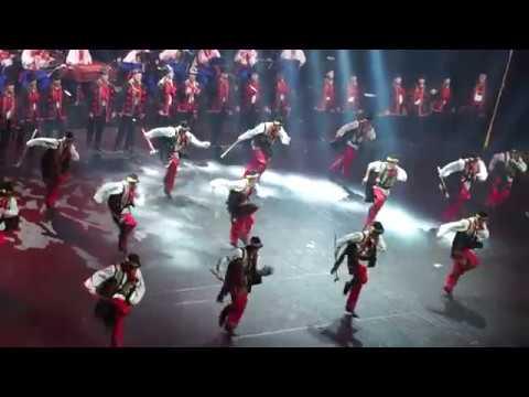 VERYOVKA Ukrainian Folk Choir - Аркан. 04.03.2019. КИЇВ. Палац Україна.