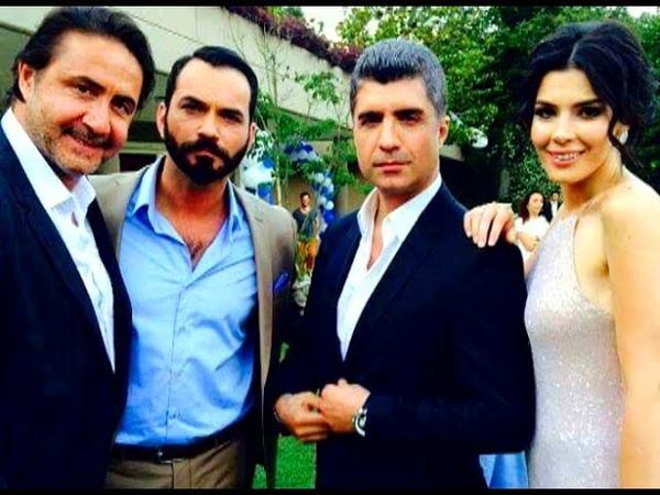Жизнь за кадром и вторые половинки актеров День когда была написана моя судьба Turkish Actors