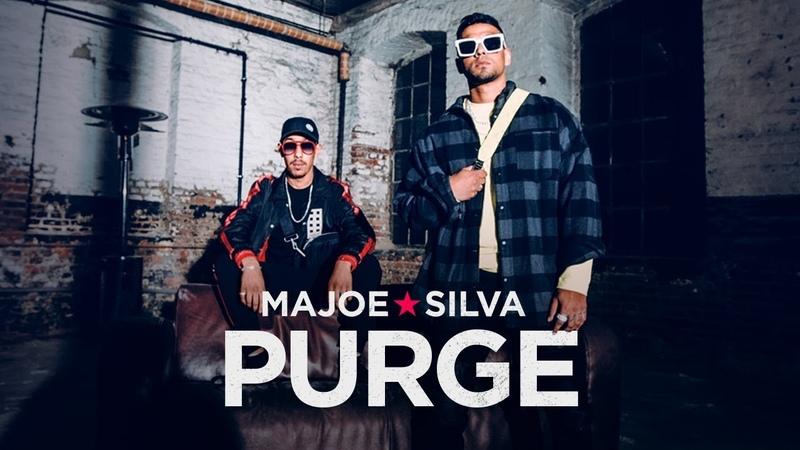 "MAJOE x SILVA - ""PURGE [official Video] prod. by Frio Kyree"