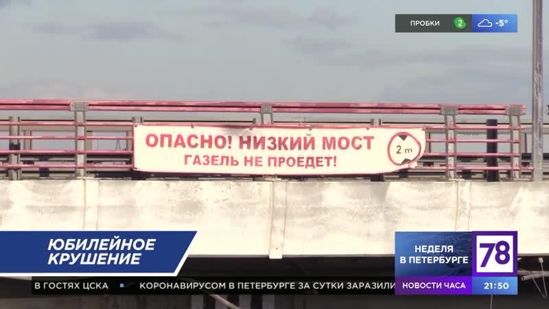 Юбилейное крушение Неделя в Петербурге 17 01 21