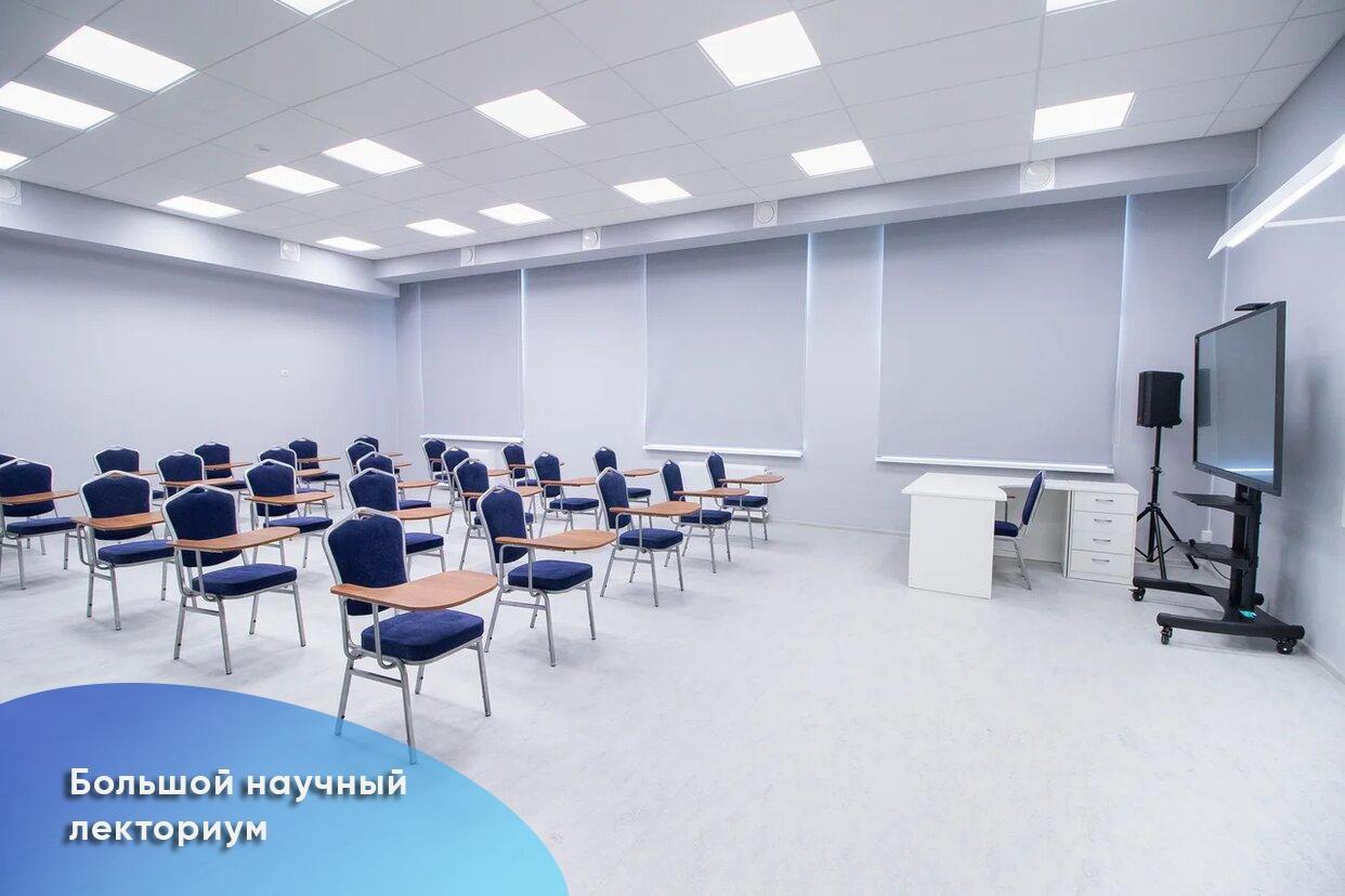 Как выглядят аудитории, в которых будут проходить занятия для учащихся Лицея-интерната 64?