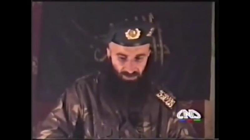 Взгляд в прошлое Басаев о Карабахе