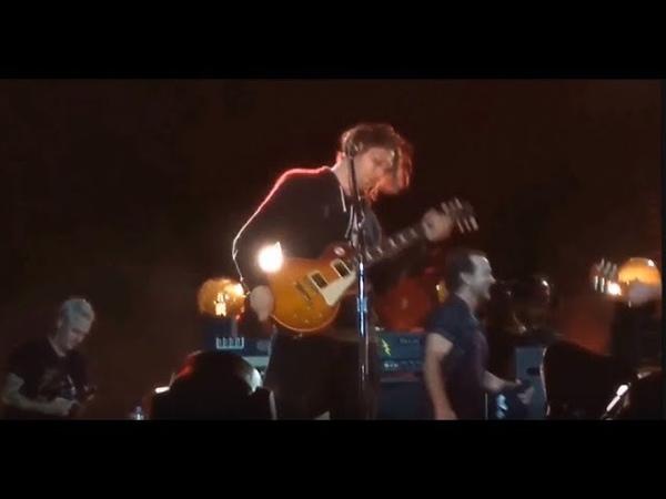Pearl Jam Alive Josh Klinghoffer amazing solo Soundboard audio Rio 03 21 18