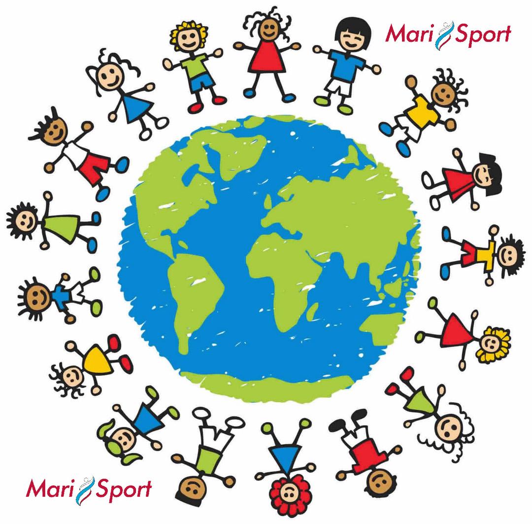 В первый день лета отмечается Международный день защиты детей!