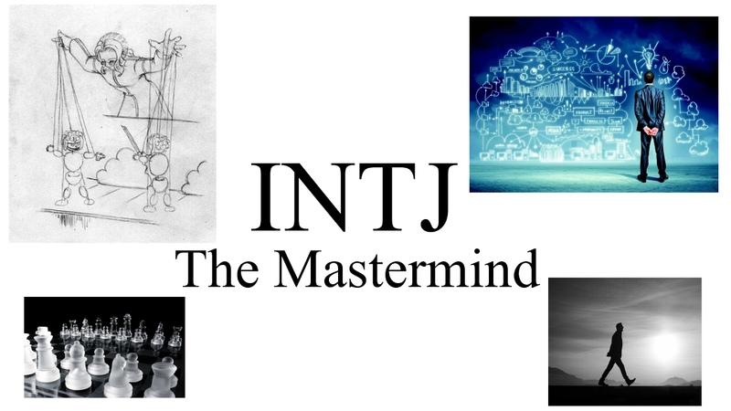 INTJ The Mastermind